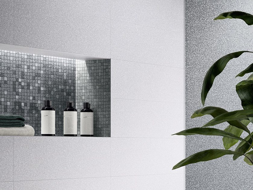 White-paste wall tiles NEWDOT PEARL by CERAMICA SANT'AGOSTINO