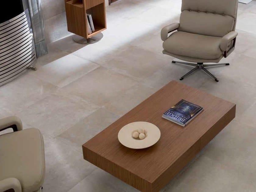 Indoor/outdoor porcelain stoneware flooring with stone effect NEWPORT   Porcelain stoneware flooring by Venis