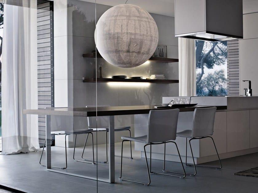 Plastic chair NEX | Chair by poliform