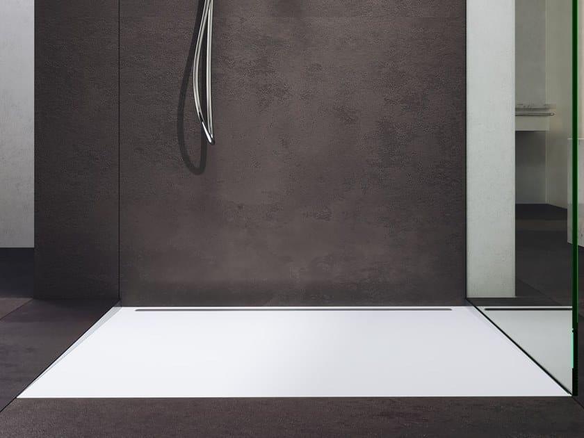 Piatto doccia incassato NEXSYS by Kaldewei Italia