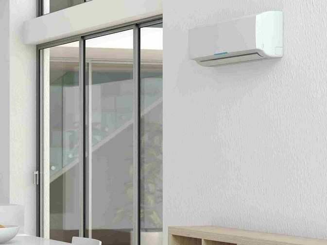 Wall mounted split inverter air conditioner NEXYA S3 INVERTER by OLIMPIA SPLENDID