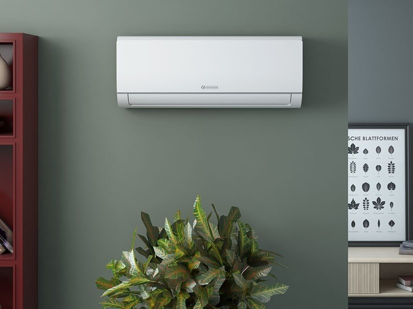 Wall mounted inverter mono-split air conditioning unit with heat pump NEXYA S4 E Inverter by OLIMPIA SPLENDID