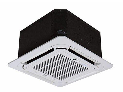 Commercial inverter mono-split air conditioning unit NEXYA S4 Inverter Commercial - Cassette by OLIMPIA SPLENDID