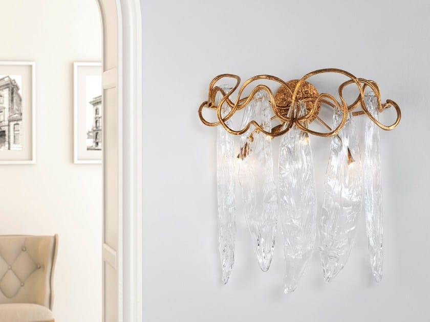 Wall lamp NIAGARA | Wall lamp by Serip