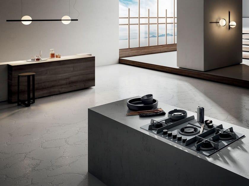 table de cuisson gaz avec hotte int gr e nikolatesla. Black Bedroom Furniture Sets. Home Design Ideas