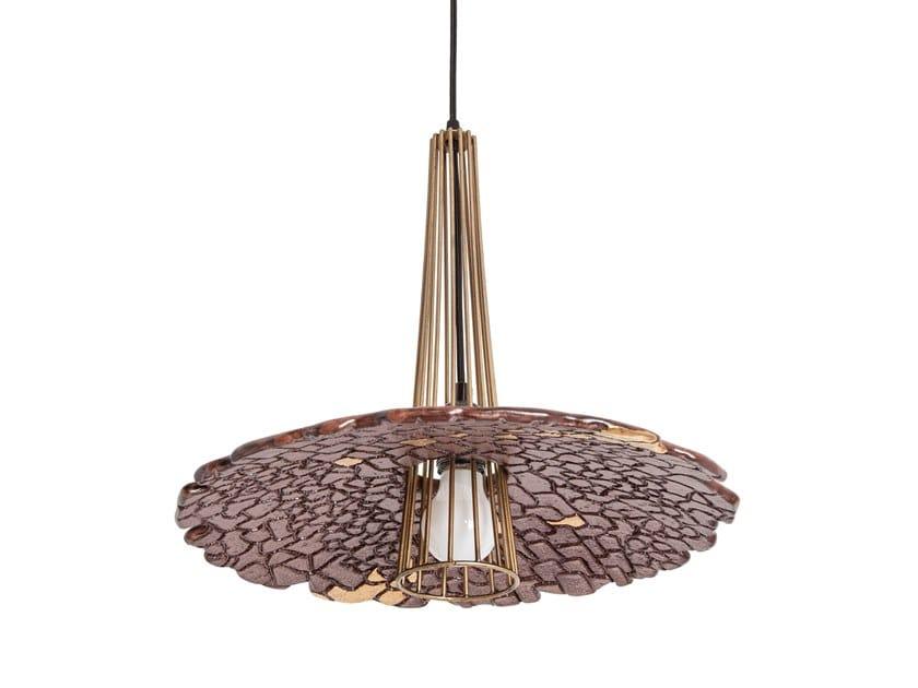 LED handmade pendant lamp NILLO | Pendant lamp by ENGI