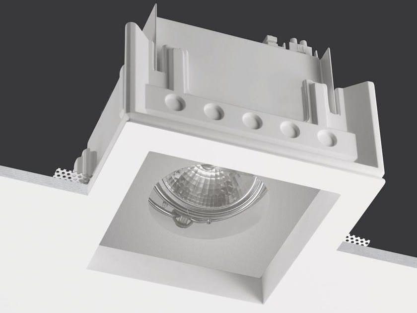 Ceiling recessed spotlight NIMBUS by Buzzi & Buzzi