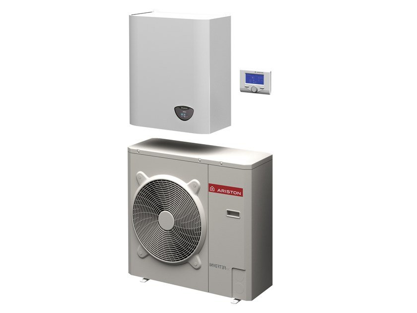 Air to water Heat pump NIMBUS COMPACT S NET by ARISTON THERMO