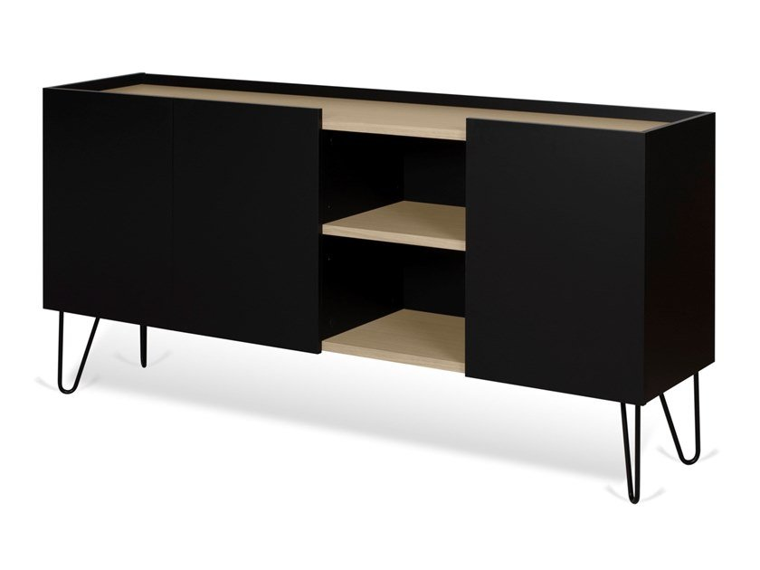 Sideboard with doors NINA | Sideboard by TemaHome
