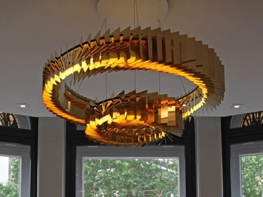 LED chandelier NIVALA DOUBLE by Cameron Design House