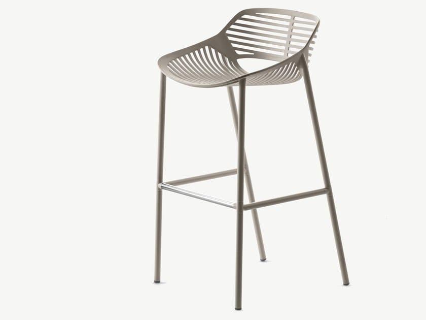 High garden stool NIWA | Stool by FAST