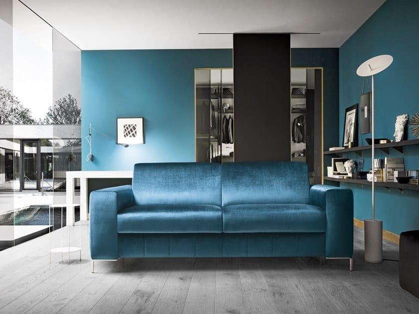 3 seater fabric sofa bed NIXON by Felis