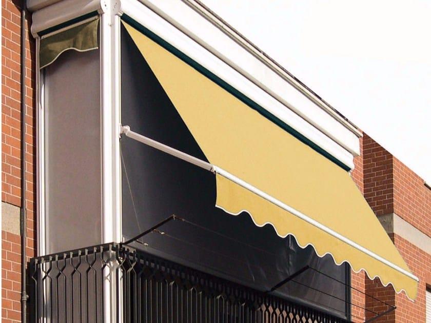 Tenda da sole a caduta cassonata NOÀ by KE Outdoor Design