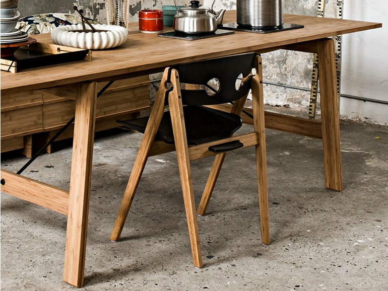 We Chair In Bambù Dining Do Wood No1 Sedia mN8n0w