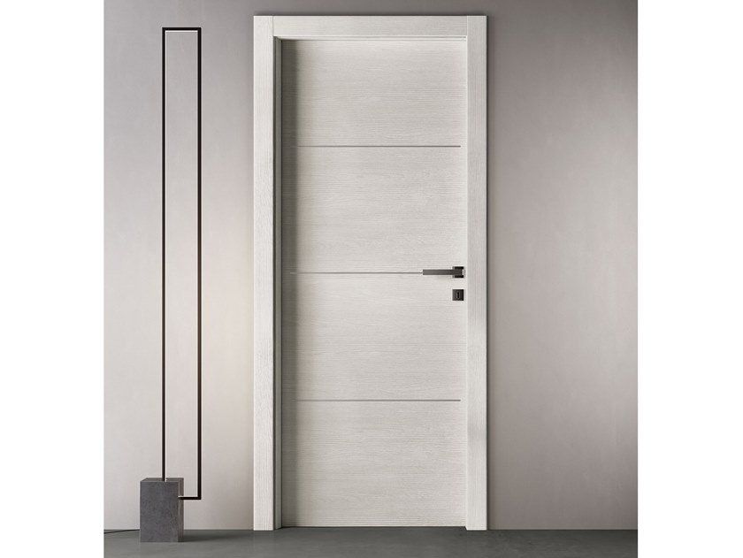 Hinged door with concealed hinges NO-LIMITS MIL by GIDEA