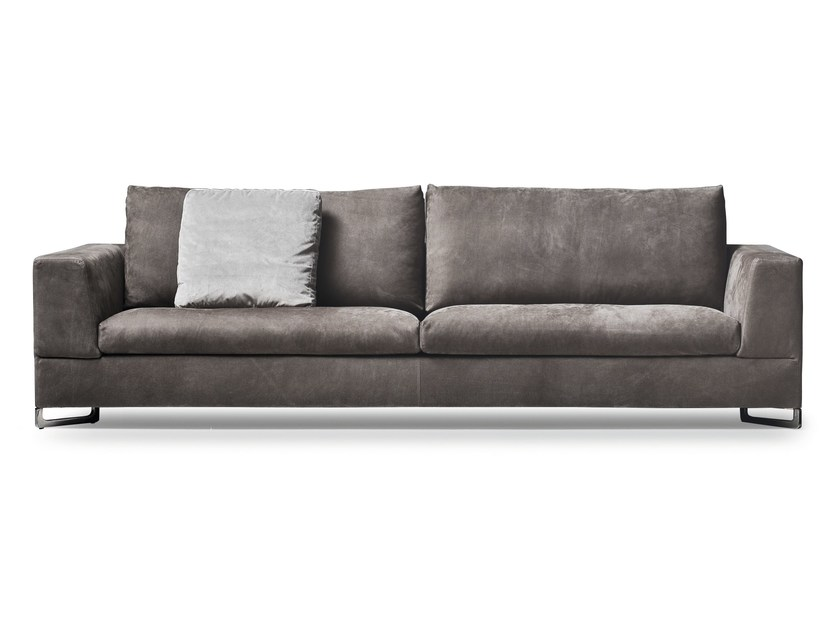 Sectional sofa NO LOGO BASIC by Saba Italia