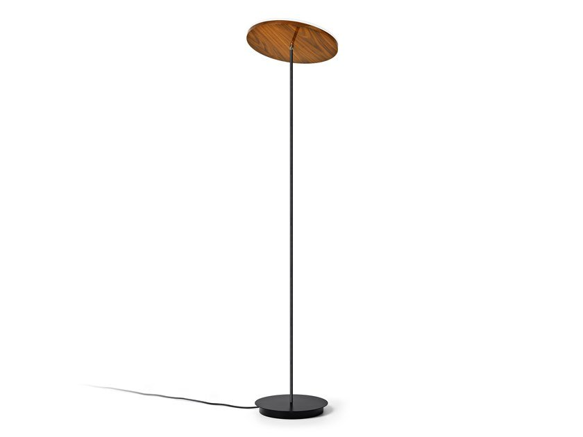 LED adjustable floor lamp NOAH /F by INDELAGUE | ROXO Lighting