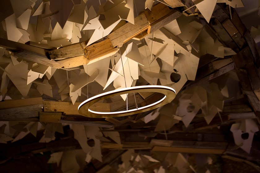 Lighting Sospensione Lampada Led IndelagueRoxo Noah A l3uF1JTKc5