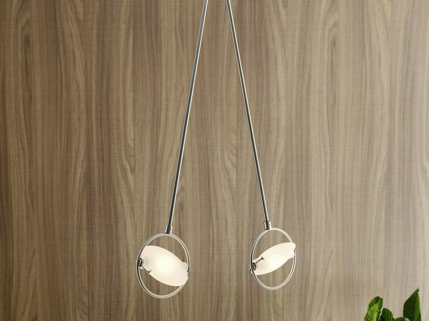 NOBI | Pendant lamp By FontanaArte design Metis Lighting