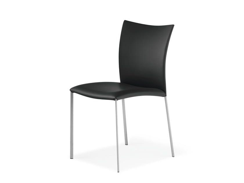 Restaurant chair NOBILE SOFT | Restaurant chair by Draenert