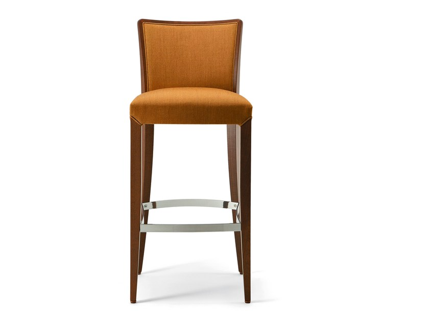 Fabric chair NOBILIS   Chair by Varaschin