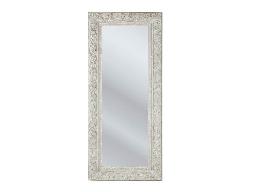 Rectangular wall-mounted framed mirror NOBILITY by KARE-DESIGN