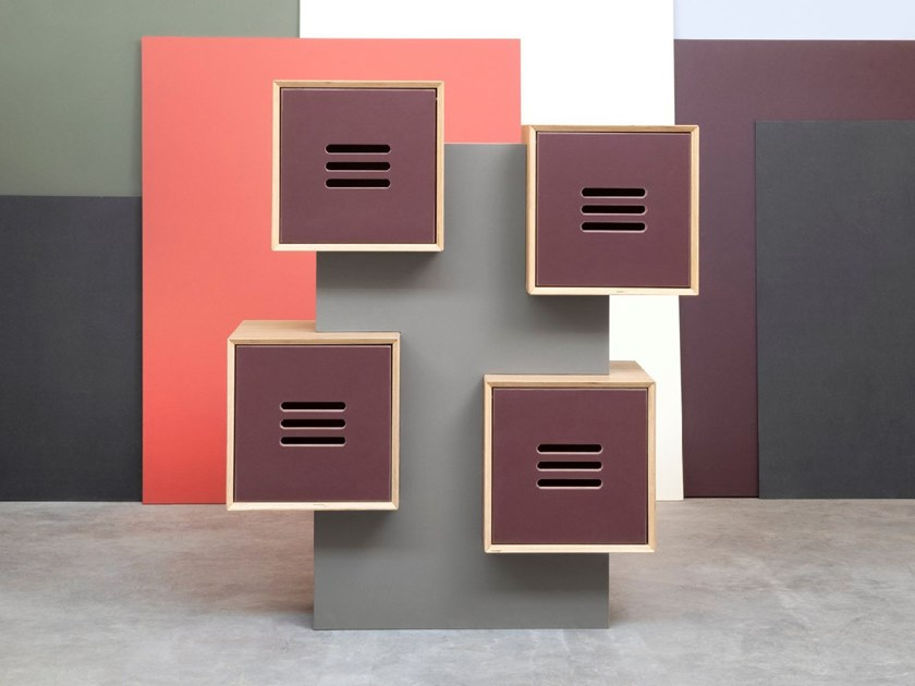 Highboard with doors NOBLE | Highboard by Radis