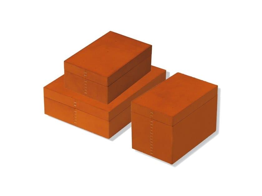 NOCE SCATOLA RETTANGOLARE   Storage box