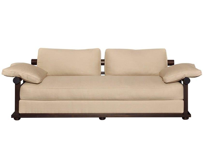 3 seater fabric sofa NOCTURNE by Promemoria