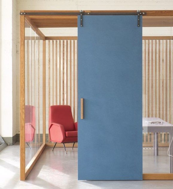 MDF sliding door NODOO | MDF door by NODOO