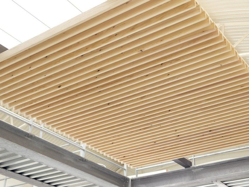 Wooden Ceiling Tiles Nodoo By