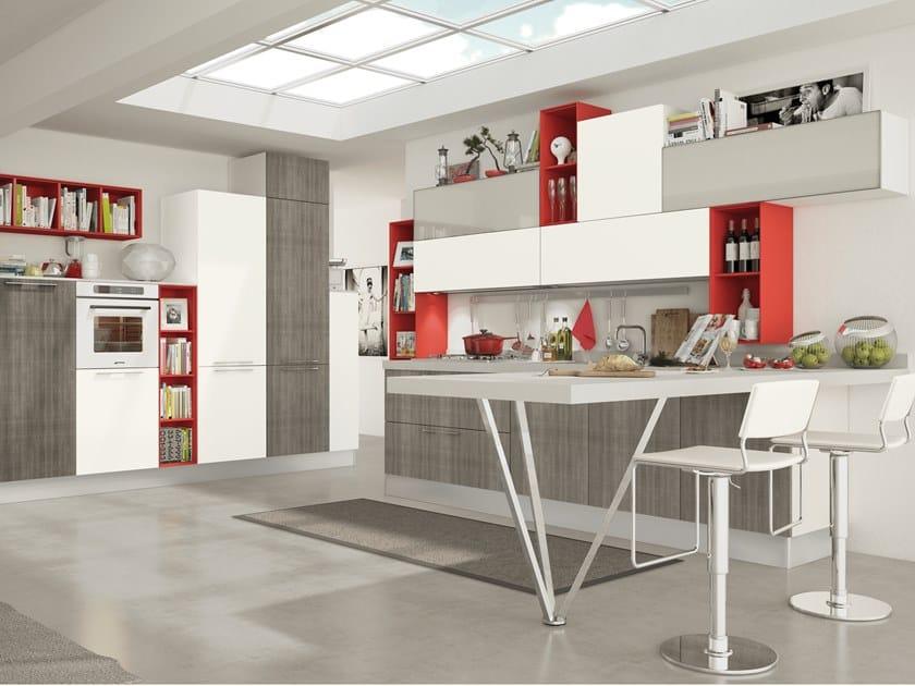 NOEMI 1 By Cucine Lube design Studio Ferriani