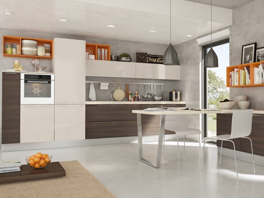 NOEMI 2 By Cucine Lube design Studio Ferriani