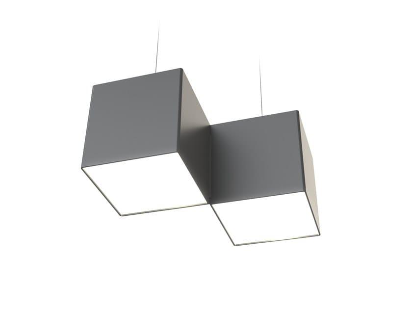 A Lug Noise Lampada Factory Light Sospensione Diagon Led 76yYbvfg