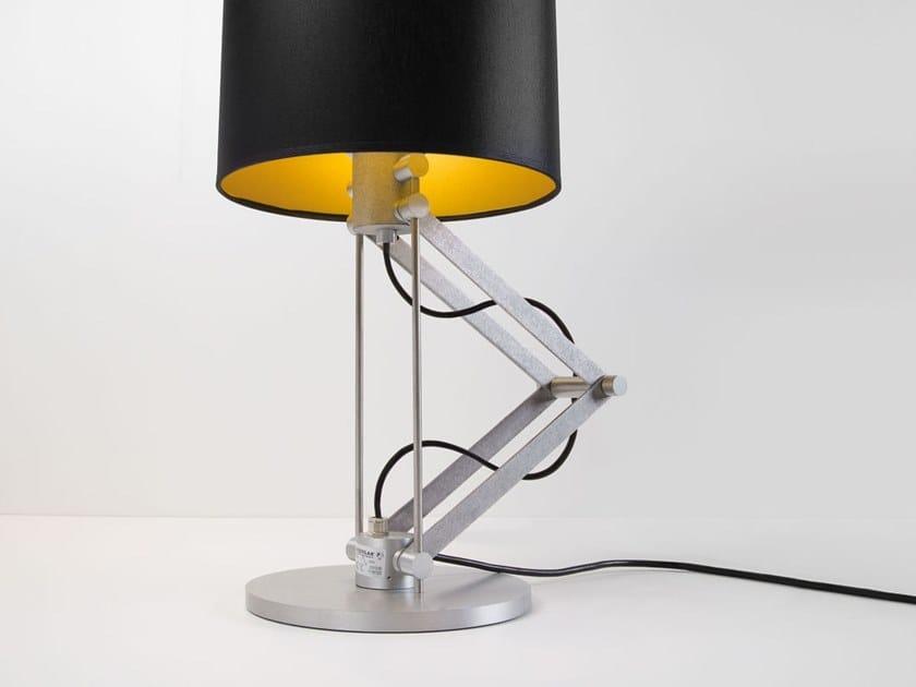 Modular Nomad Lamp : Nomad minimal tischleuchte by modular lighting instruments