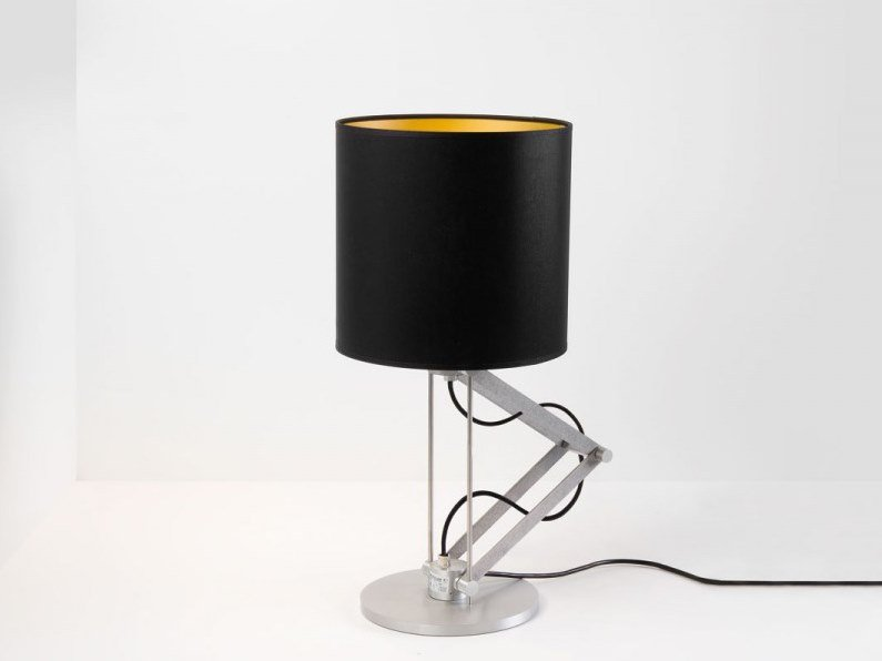 Adjustable aluminium table lamp NOMAD MINIMAL | Table lamp by Modular Lighting Instruments