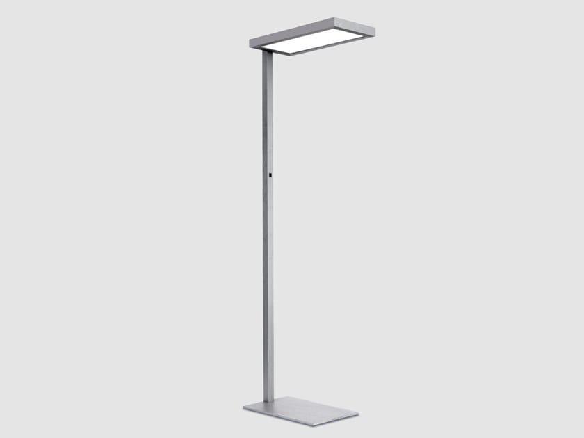 LED floor lamp NOMIC FLOOR S1 by Lightnet