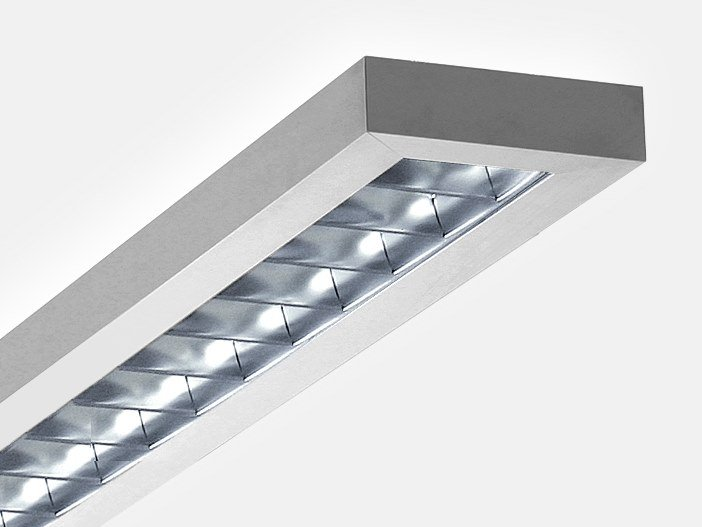 LED ceiling lamp NOMIC SURFACE A1/X1 by Lightnet