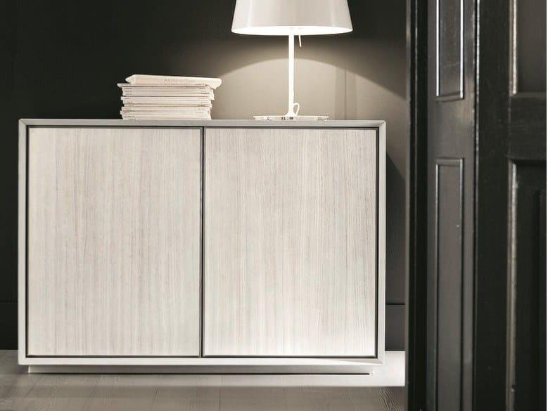 Oak sideboard with doors NOOK | Sideboard with doors by AltaCorte