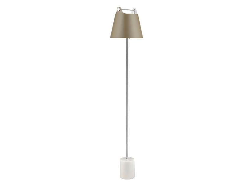 LED adjustable aluminium floor lamp NORD SUD | Floor lamp by Seyvaa