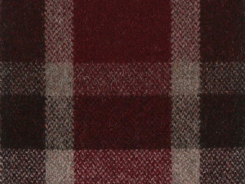 Fire retardant fabric NORD WOOL SCOZZESE by ABITEX