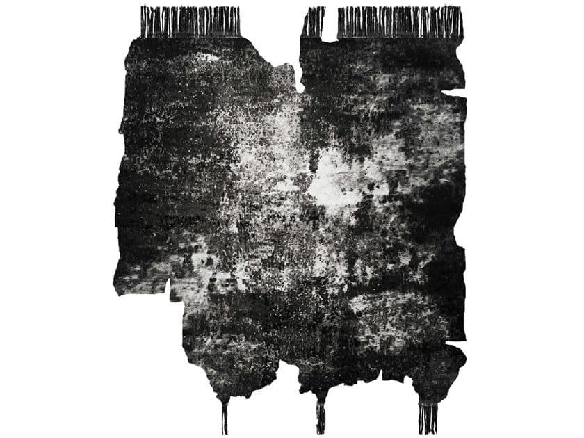Handmade rug NORRHULT DIAMOND DUST FERRER EDIT by HENZEL STUDIO