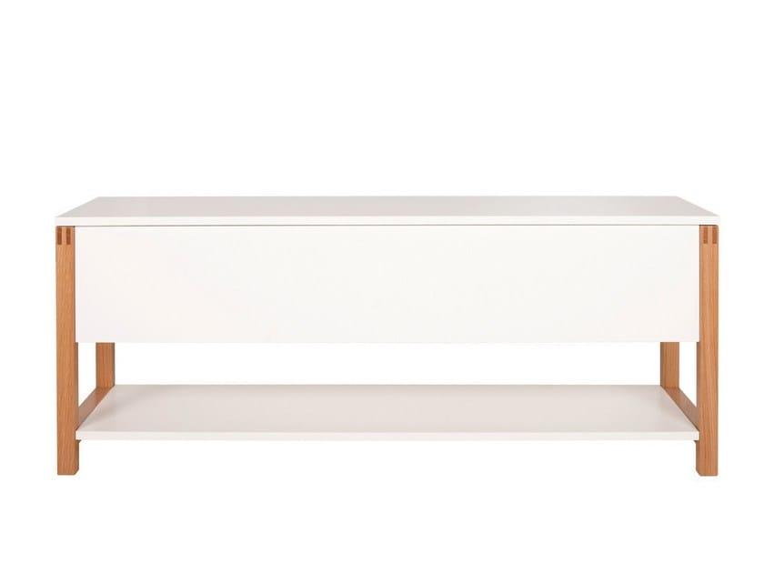 In Panca Woodman Laccata Flip Bench 1200 Contenitore Nobilitato Northgate UVqLSGzpM