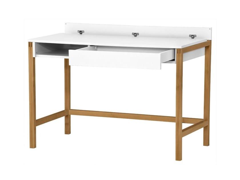 Woodman Desk Cassetti Scrivania Con Laccata Rettangolare Northgate xsQCrdth