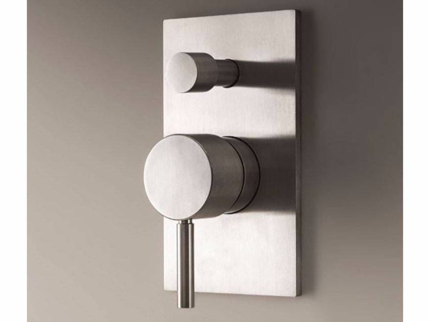 Bathtub tap / shower tap NOSTROMO - D022A/E422B by Fantini Rubinetti