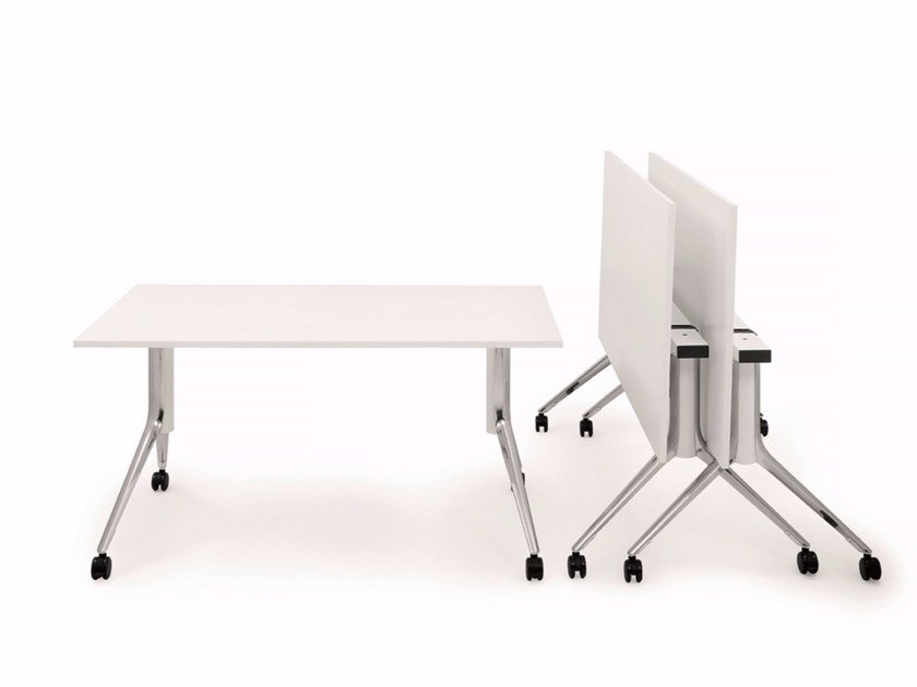 folding office desk. folding rectangular office desk with casters notable folding by icf