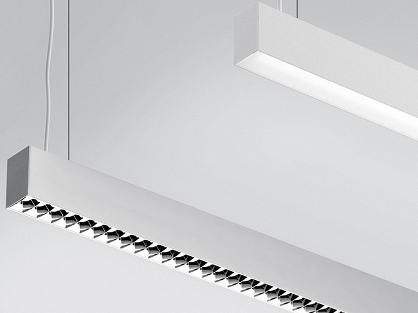 Lampada a sospensione a luce diretta e indiretta in alluminio NOTHING 86 STAND - ALONE   Lampada a sospensione by Artemide