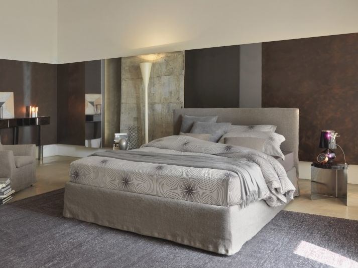 NOTTURNO SHABBY CHIC | Double bed By Flou