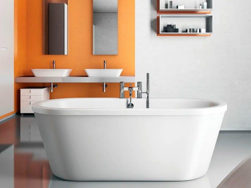 Freestanding oval bathtub NOUVEAU by Polo