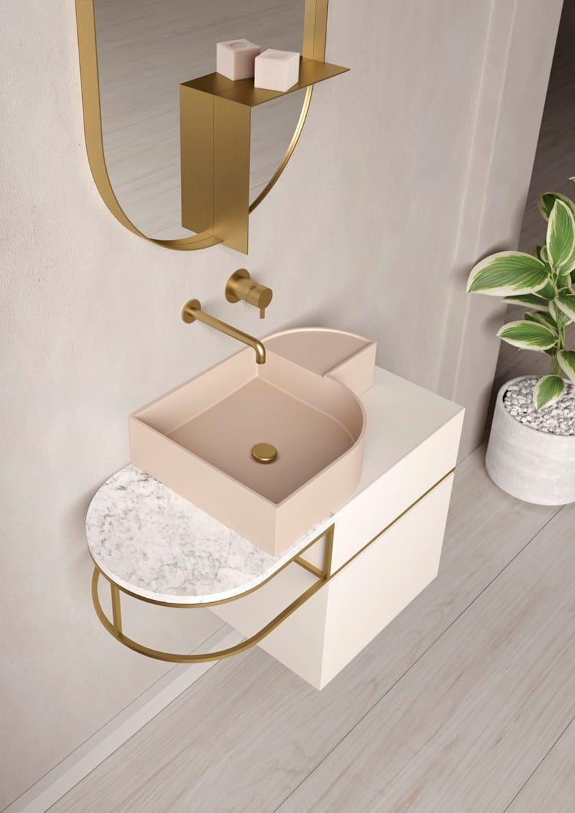 NOUVEAU | Mobile lavabo singolo